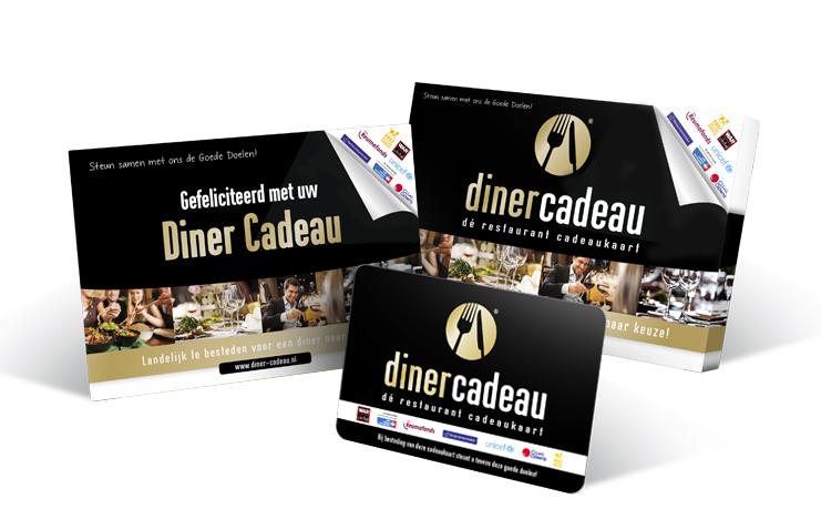 Diner Cadeau - dé restaurant cadeaukaart