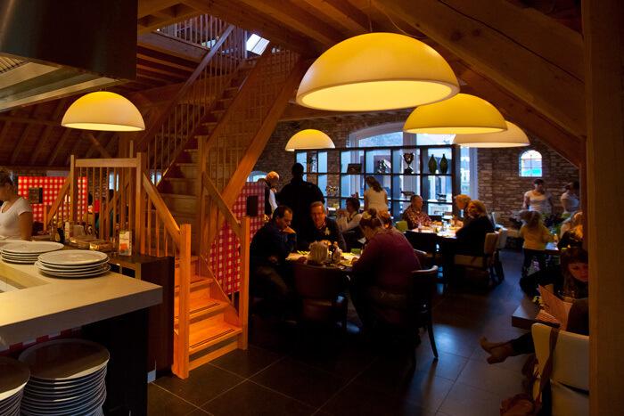 Met de Dinerbon eten bij restaurant Hey! Pannenkoek | Dinerbon