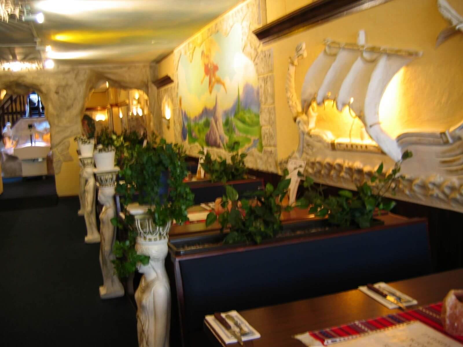 Fonkelnieuw Met de Dinerbon eten bij restaurant Restaurant Rhodos Gouda | Dinerbon OH-54