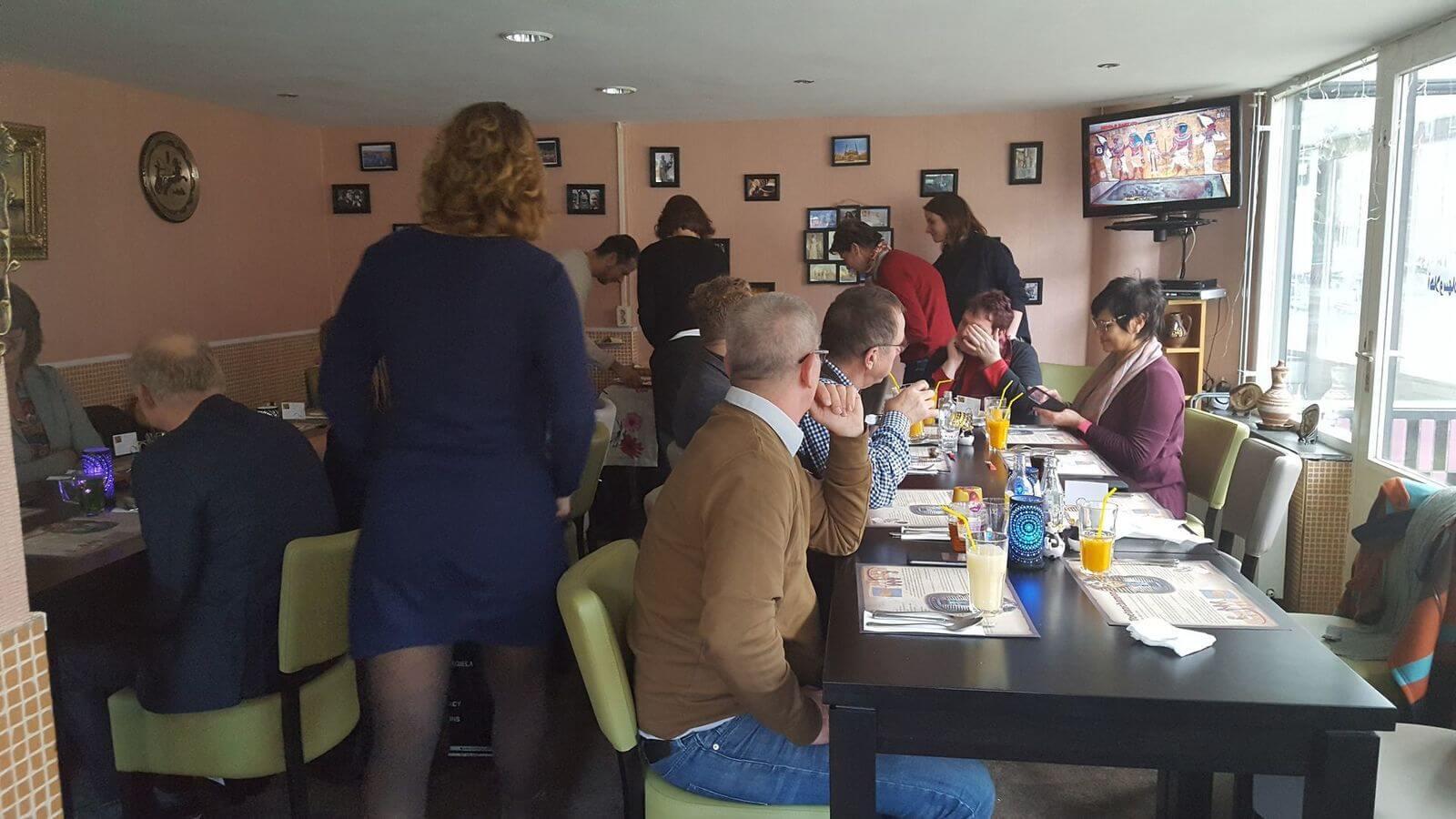 Met de Dinerbon eten bij restaurant Habibi | Dinerbon