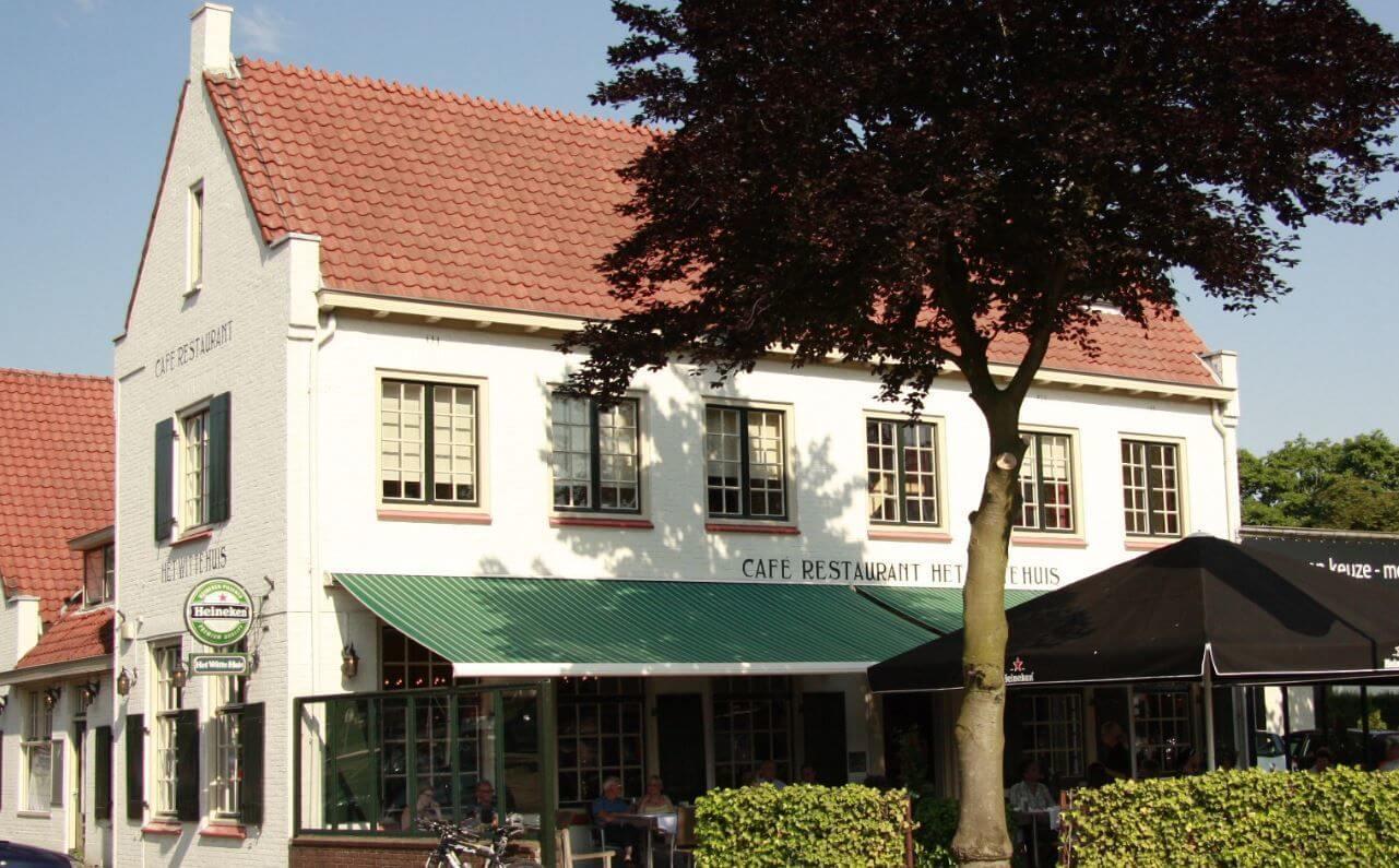 Met de dinerbon eten bij restaurant het witte huis lent for Huis nijmegen