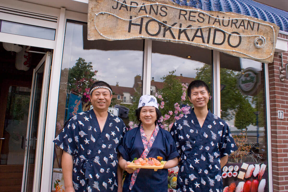 Eten In Huizen : Met de dinerbon eten bij restaurant hokkaido huizen dinerbon
