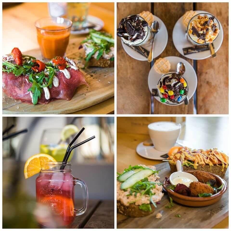 Citaten Eten En Drinken : Met de dinerbon eten bij restaurant luna drinken