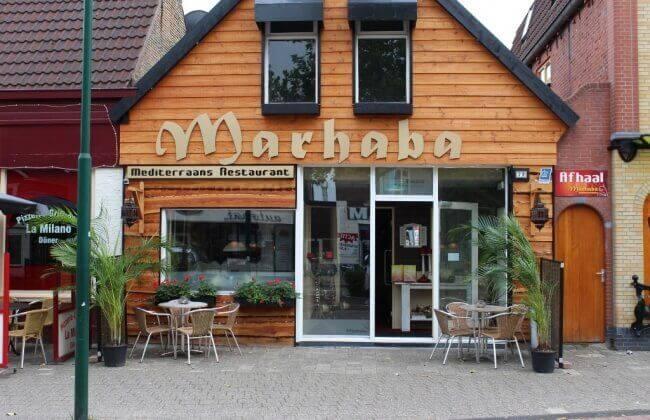 Met De Dinerbon Eten Bij Restaurant Marhaba Dinerbon