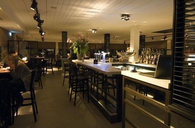 Met de dinerbon eten bij restaurant restaurant de veranda for De veranda amsterdam