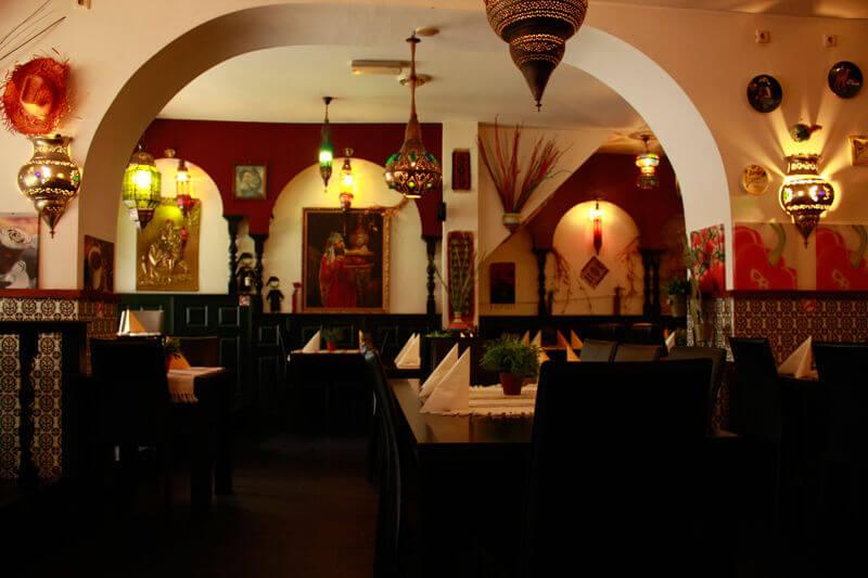 Met de dinerbon eten bij restaurant restaurant el basha for Den haag restaurant
