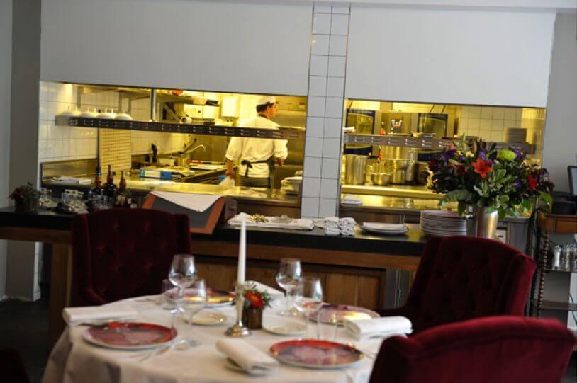 Met de dinerbon eten bij restaurant restaurant la belle for Arnhem restaurant