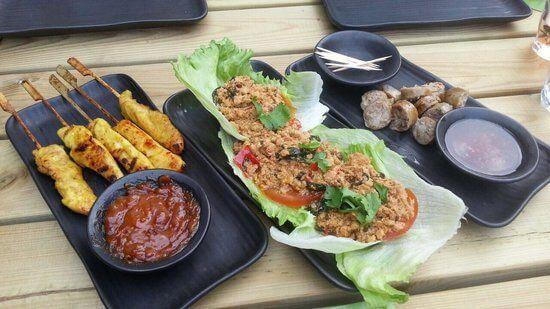 Met de dinerbon eten bij restaurant thai food cafe dinerbon - Idee gezellige maaltijd ...