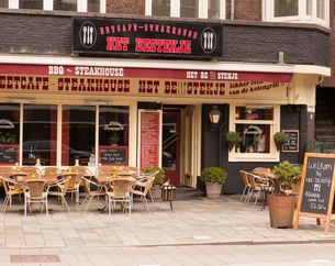 Dinerbon Amsterdam Het Bestekje