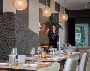 Dinerbon Haarlem Restaurant Parck