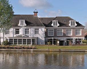 Dinerbon Vreeland aan de Vecht Restaurant de Nederlanden