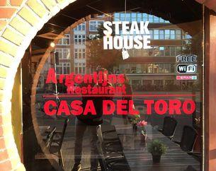 Dinerbon Amsterdam Casa Del Toro