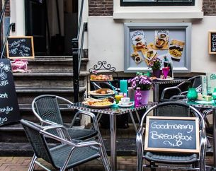 Dinerbon Amsterdam Cosy By Mandy