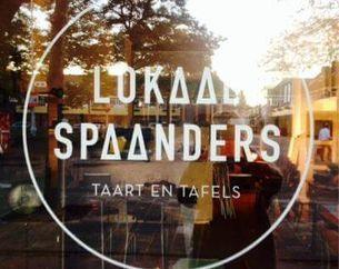 Dinerbon Amsterdam Lokaal Spaanders