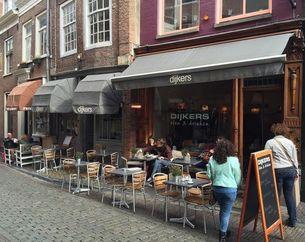 Dinerbon Haarlem Dijkers eten & drinken