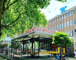 Dinerbon Rotterdam Ajisan Authentic Tokyo Ramen