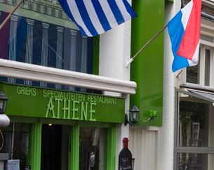 Dinerbon Delft Athenes Olijf