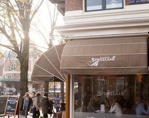 Dinerbon Leeuwarden Brasserie Spiegelaar