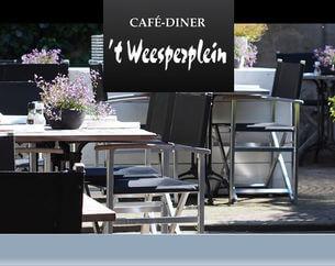 Dinerbon Weesp Cafe-diner 't Weesperplein