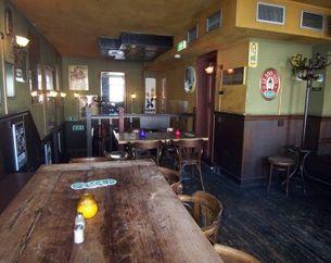 Dinerbon Amsterdam Cafe Lusthof