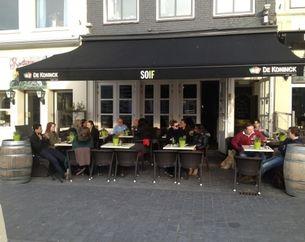 Dinerbon Vlissingen Cafe Restaurant Soif