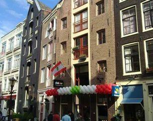 Dinerbon Amsterdam Dabka Libanees Restaurant