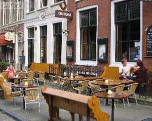 Dinerbon Leeuwarden Eetcafe Spinoza
