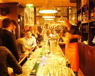 Dinerbon Rotterdam Eetcafe de Stoep