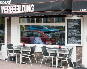 Dinerbon Delft Eetcafe De Verbeelding