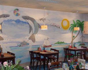 Dinerbon Cromvoirt Eetcafe Flipper