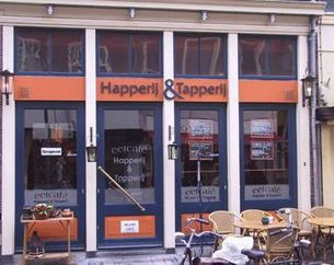 Dinerbon Amersfoort Eetcafe Happerij & Tapperij