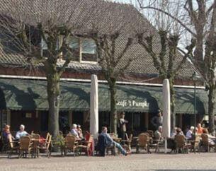 Dinerbon Nistelrode Eetcafe t Pumpke