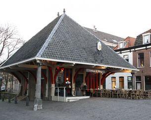 Dinerbon Schoonhoven Eethuys de Waag