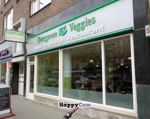 Dinerbon Rotterdam Evergreen Veggies