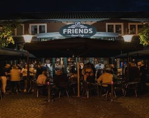 Dinerbon Sint Anthonis Friends Grand Cafe