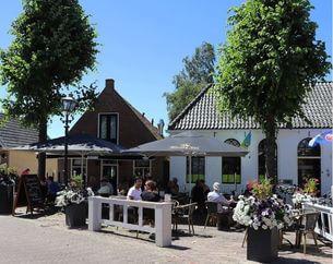 Dinerbon Oudemirdum Grand Café De Nostalgie