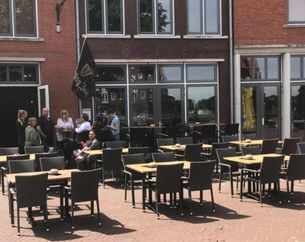 Dinerbon Spijkenisse Grand Café Havenhuys