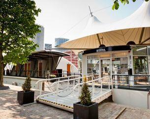 Dinerbon Rotterdam H2otel
