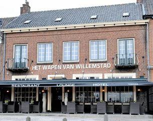 Dinerbon Willemstad Het Wapen van Willemstad