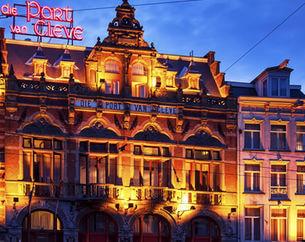 Dinerbon Amsterdam Hotel Die Port van Cleve