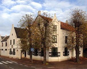 Dinerbon Helden Hotel Restaurant Antiek