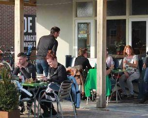 Dinerbon Schalkwijk Jonkheer De Ram