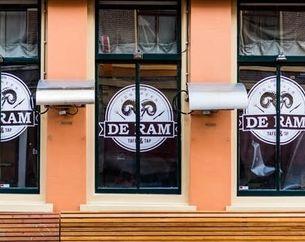 Dinerbon Utrecht Jonkheer De Ram Utrecht