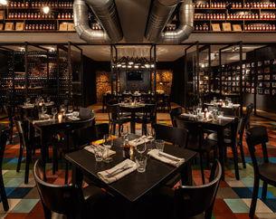 Dinerbon Amsterdam Julius Bar en Grill