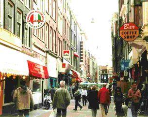 Dinerbon Amsterdam La Madonna