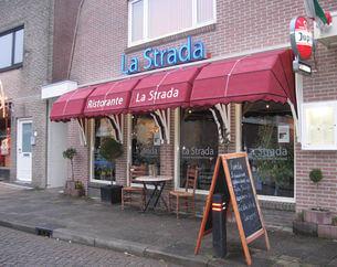 Dinerbon Berkel en Rodenrijs La Strada