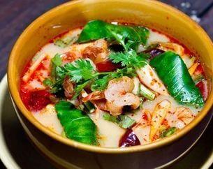 Dinerbon Almere Mallika Thai Food