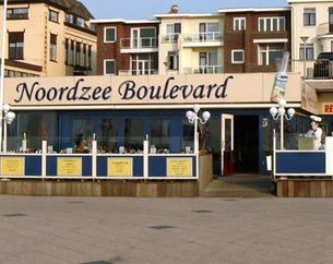 Dinerbon Scheveningen Noordzee Boulevard