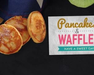 Dinerbon Velp Pancakes & Waffles Velp