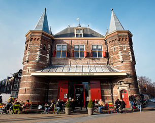Dinerbon Amsterdam Restaurant Cafe In de Waag